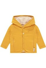 Noppies Reversable vest Haye yellow honey