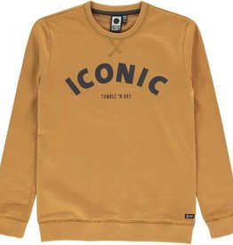 Tumble 'n Dry Sweater 'RAN' Mustard Yellow