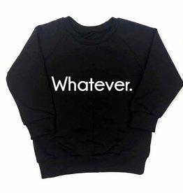 KMDB Sweater 'Whatever' zwart