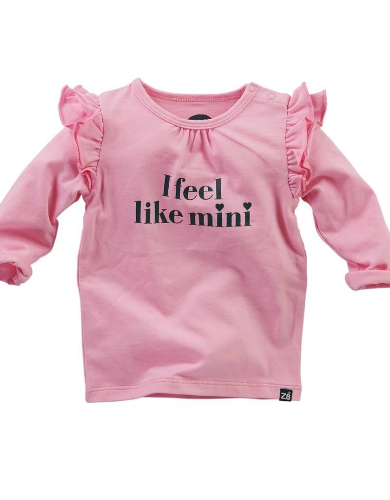 Z8 Z8 newborn Shirt 'Ceres' baby pink