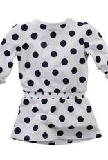Z8 Z8 Newborn jurk Maan dots