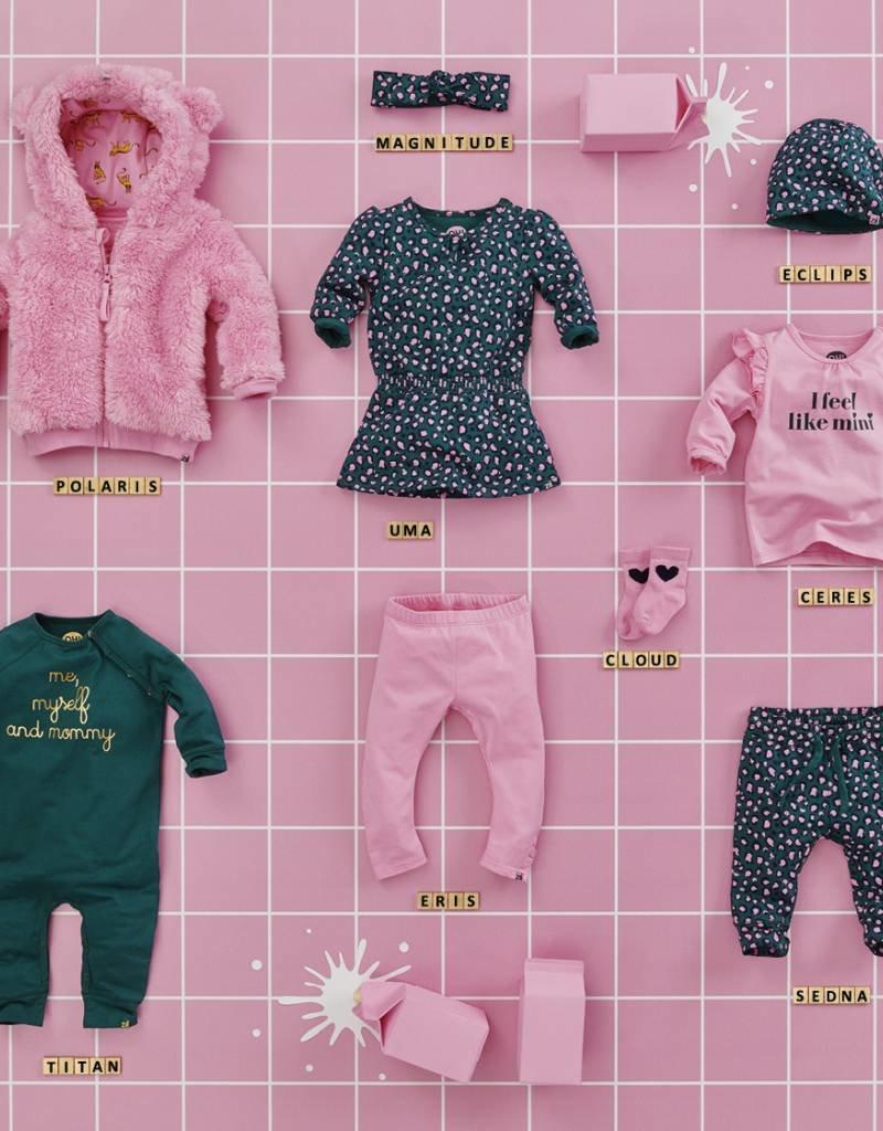 Z8 Z8 Newborn jurkje 'Phoebe' roze