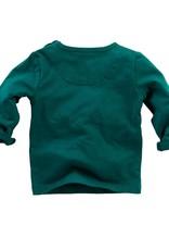 Z8 Z8 Newborn shirtje 'Pluto' Groen