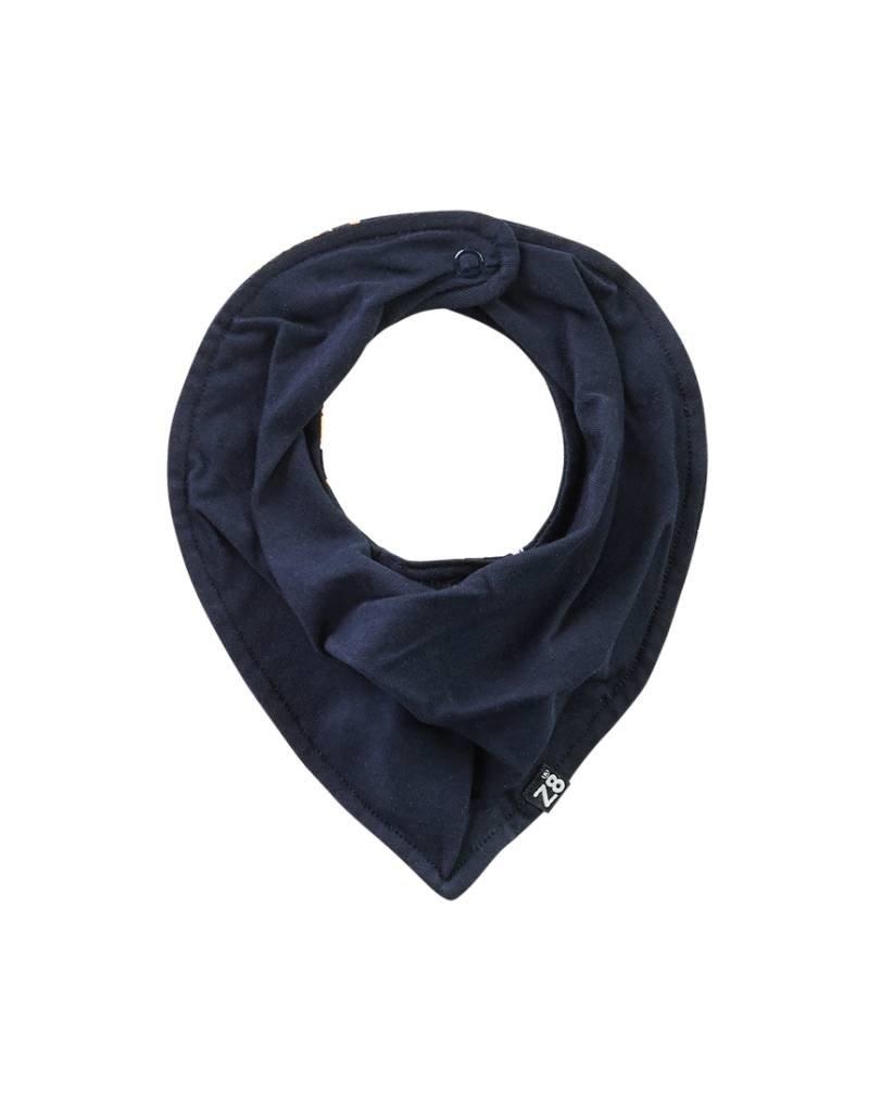 Z8 Z8 Newborn sjaal 'Stardust' Navy