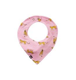 Z8 Z8 Newborn sjaal 'Stardust' pink