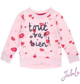 Jubel Jubel sweater Seaview roze