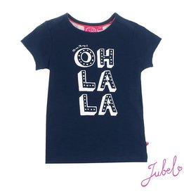 Jubel Jubel T shirt Oh lala Sea View marine.