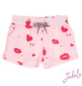 Jubel Jubel short Sea View roze.