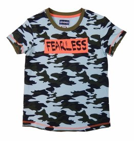 Legends22 Legends 22 T-shirt Fearless