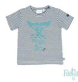 Feetje Feetje shirt Ocean Life Marine