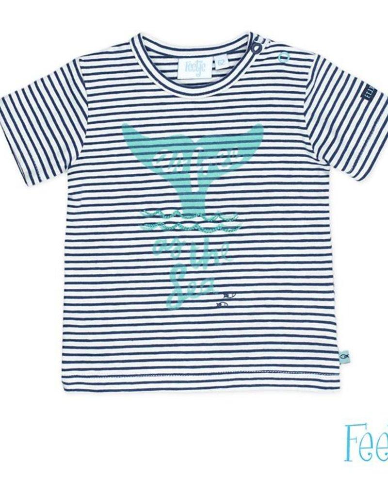 Kinderkleding Maat 74.Baby Shirt Ocean Life Bbftj51700412 T M Maat 74 Bo En Belle