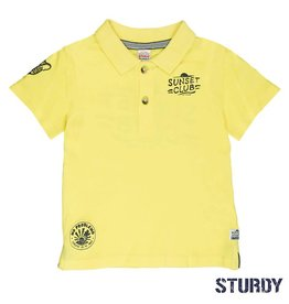 Sturdy Sturdy polo  Sunray geel