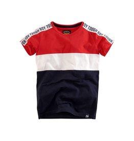 Z8 Z8 T-shirt Vince red navy