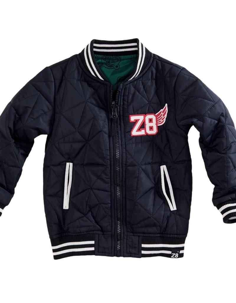 Z8 Z8 zomerjas Tom navy green