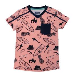 Legends22 Legends22 T-shirt surferprint