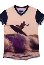 Legends22 Legends22 T-shirt Surfing multicolor.