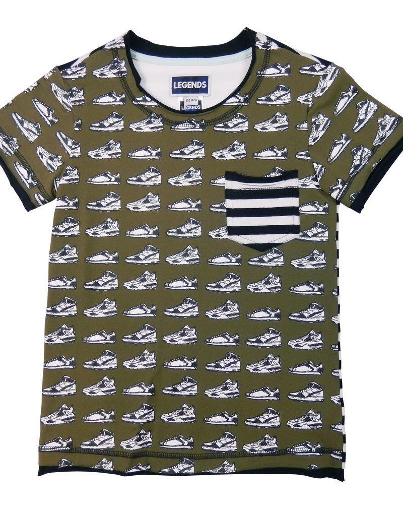 Legends22 Legends22 T-shirt Sneakers
