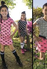 LoveStation 22 LoveStation22 jurk Sophie Neon pink