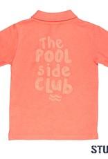 Sturdy Sturdy polo Pool Patrol Pool Neon oranje.