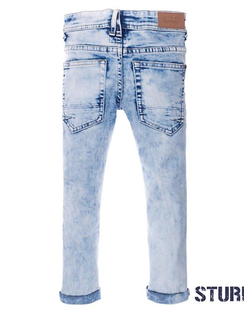 Sturdy Sturdy jeans slim fit light denim