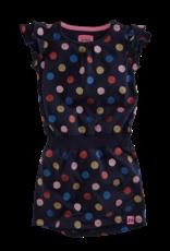 Z8 Z8 jurk Janine blue dots.