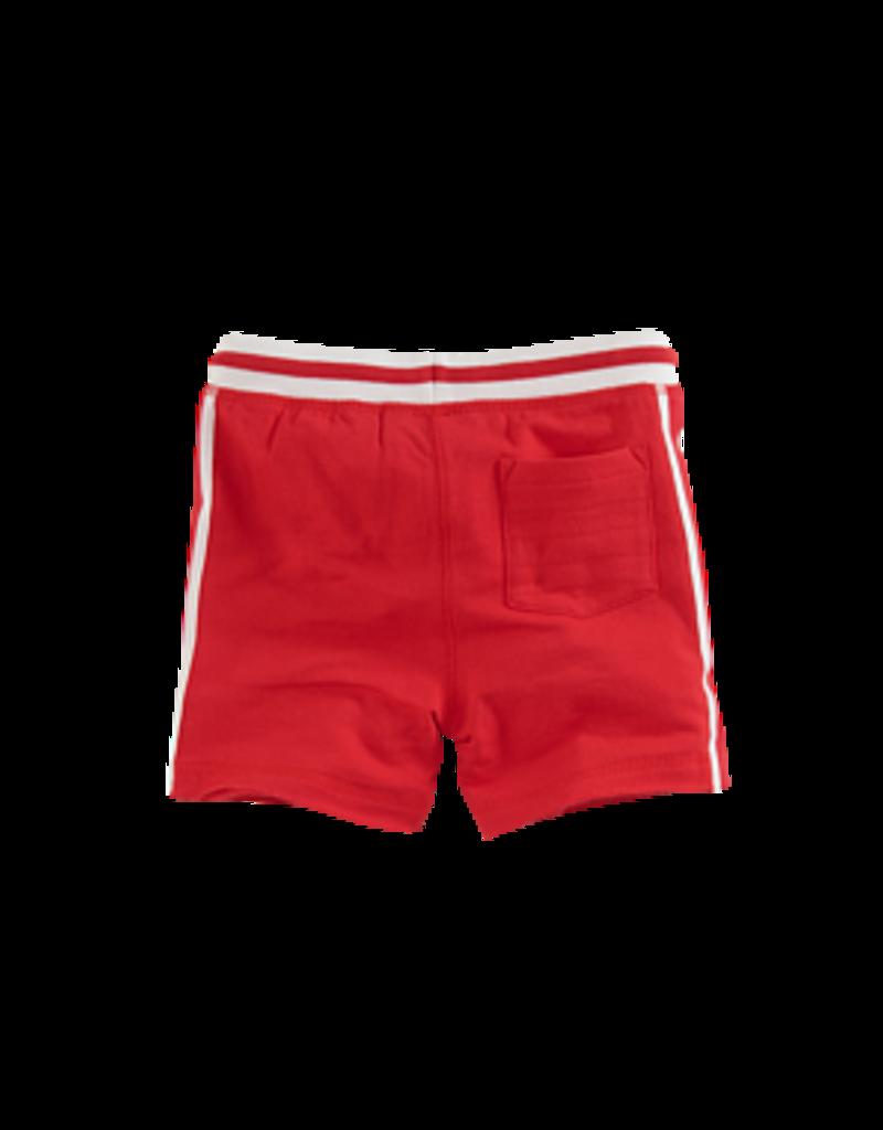 Z8 Korte broek Mees rood