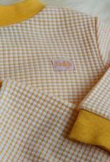 Feetje Kinder pyjama yellow melange