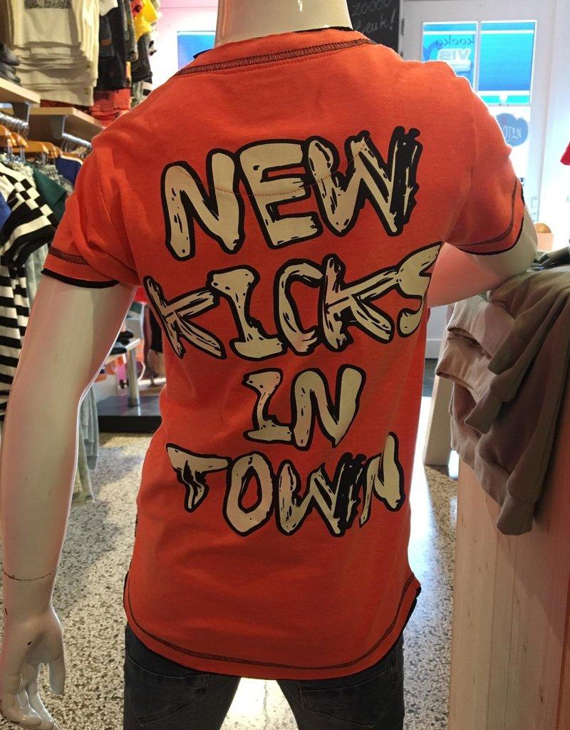 Legends22 Legends22 T-shirt new kicks oranje