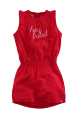 Z8 Z8 jurk Mathilda Rood