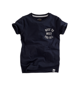 Z8 Z8 shirt Niek navy