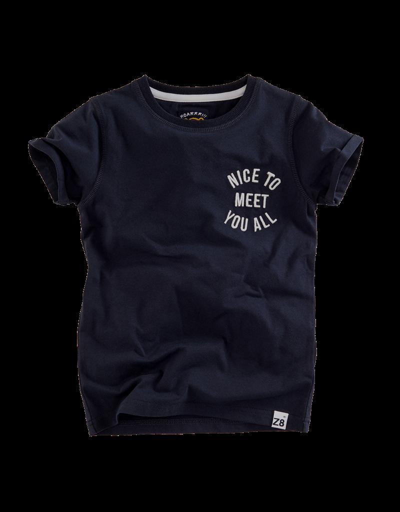 Z8 Z8 shirt Niek navy