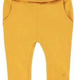 Noppies Noppies broek Humpie yellow