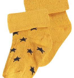 Noppies Noppies sokken Levi honey yellow