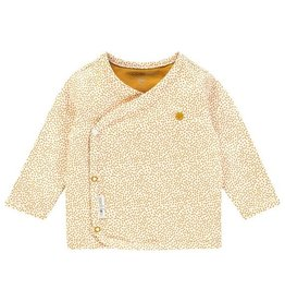 Noppies Noppies overslag shirt 'Hannah' Honey yellow