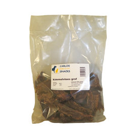 Kimmelvlees (gedroogde runderlippen) 250 gram
