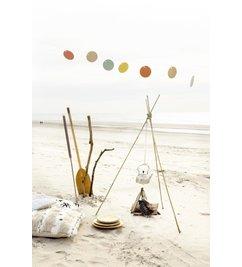 E|L by DEENS.NL Confetti KOOS feest (set v. 8)