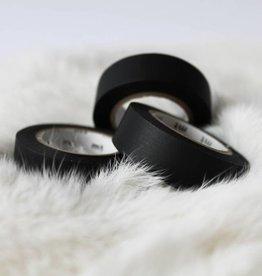 Washi zwart mat
