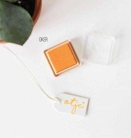 Inktpad oker - 111