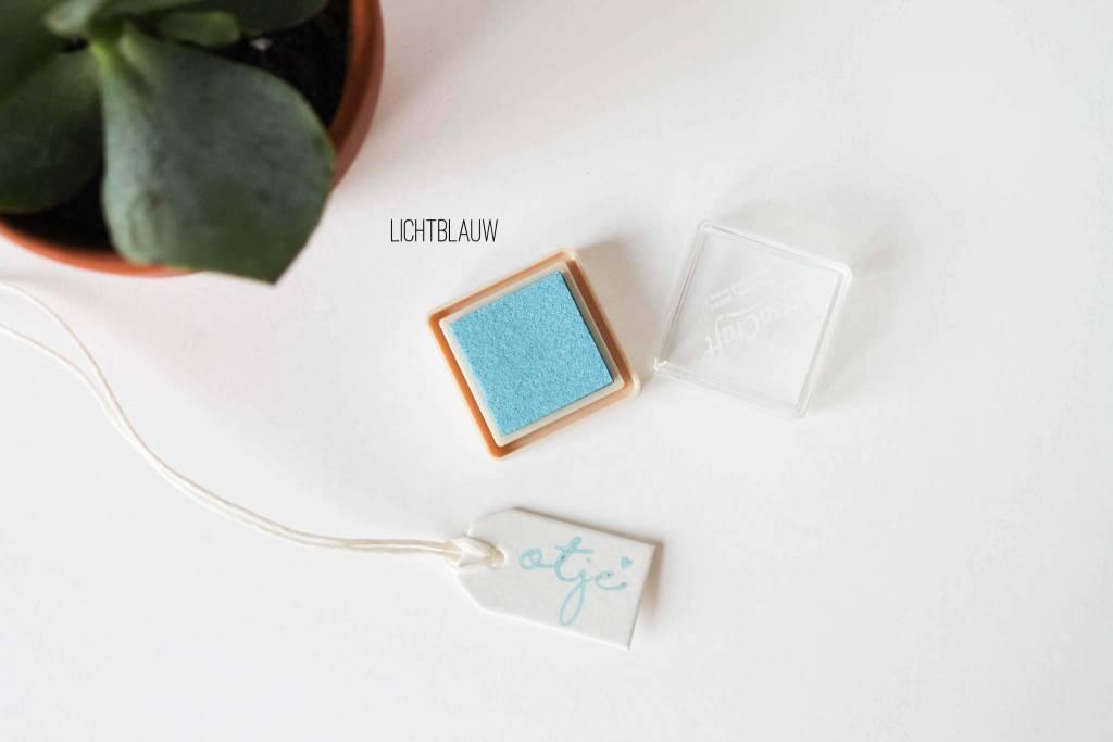 Inktpad lichtblauw - 139