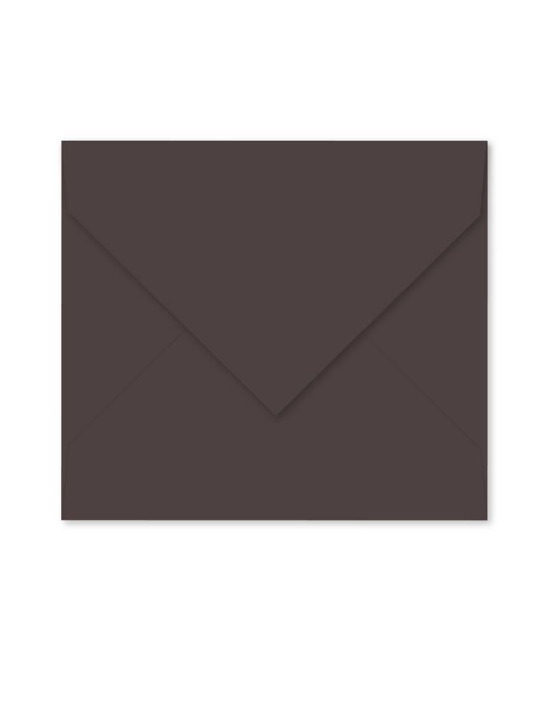 Enveloppe ombergrijs