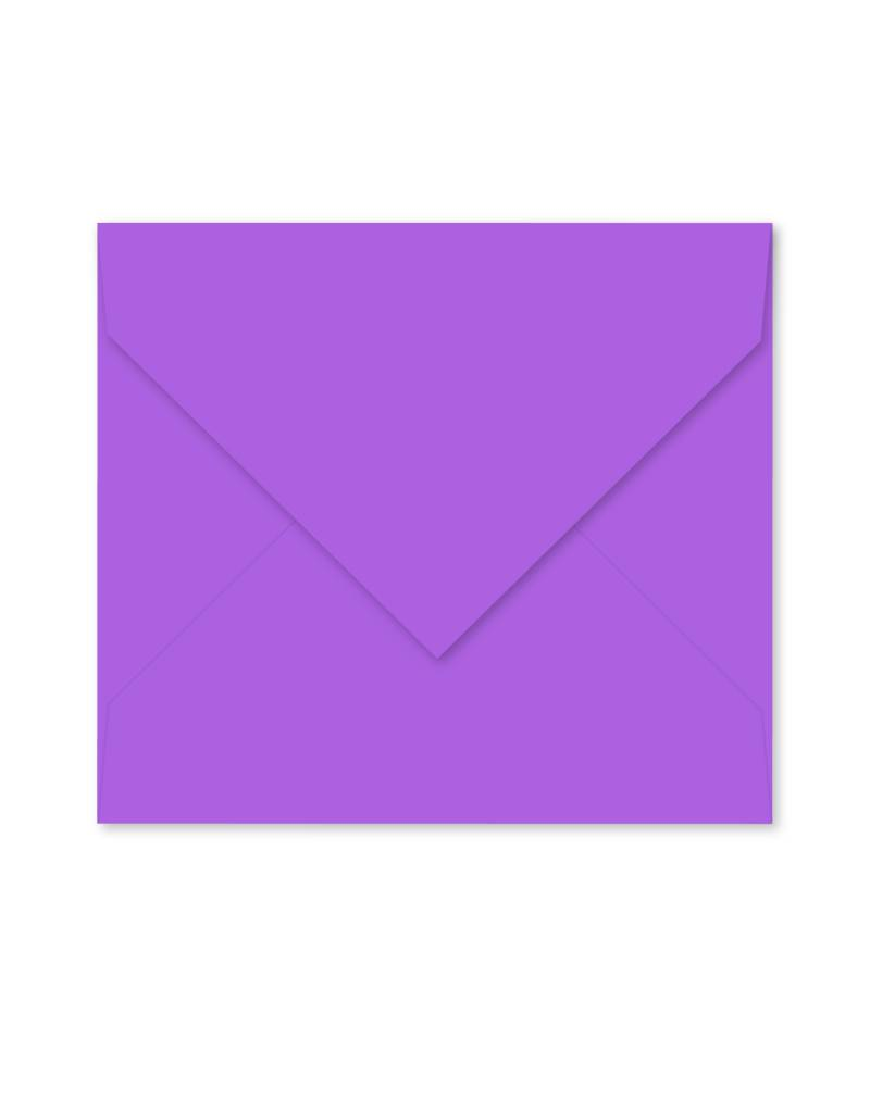 Enveloppe paars