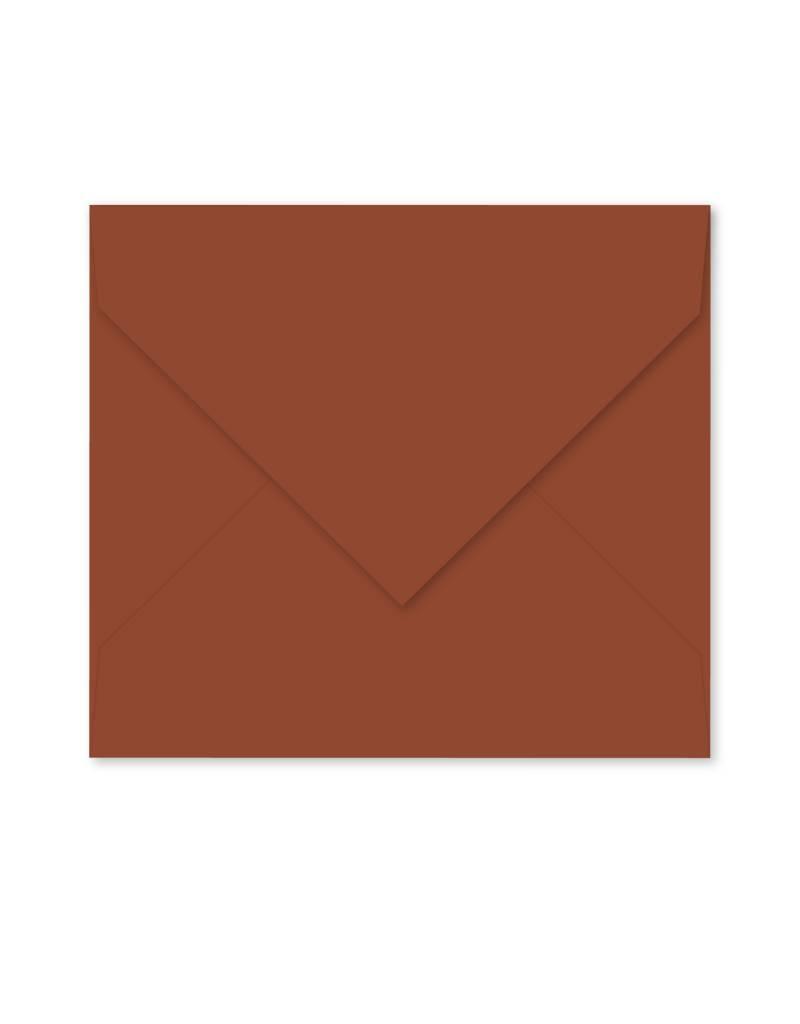 Enveloppe reebruin