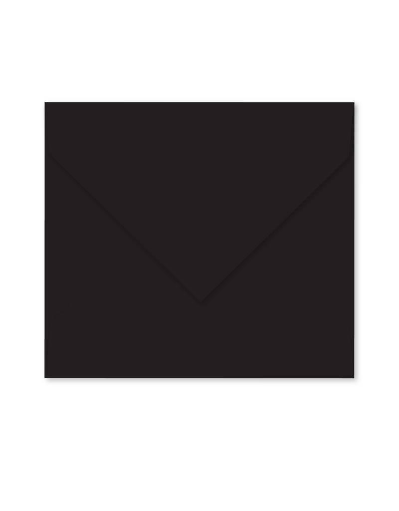 Enveloppe zwart