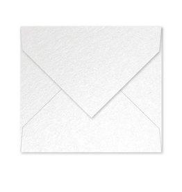 Enveloppe parelmoer wit - M01