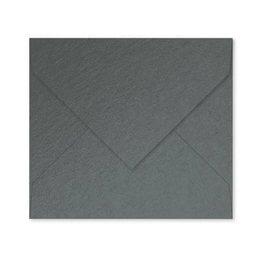 Enveloppe parelmoer donkergrijs - M06