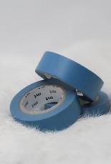 Washi grijsblauw