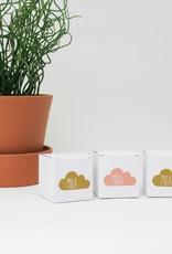 Sticker wolk