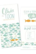 Uitnodiging vissen