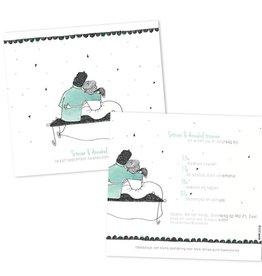 Uitnodiging illustratie