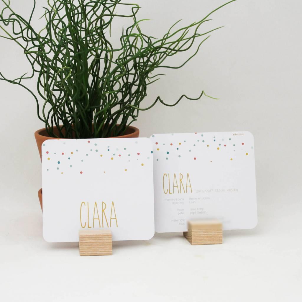 Clara • pakket M